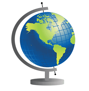 Globe Of The World PNG