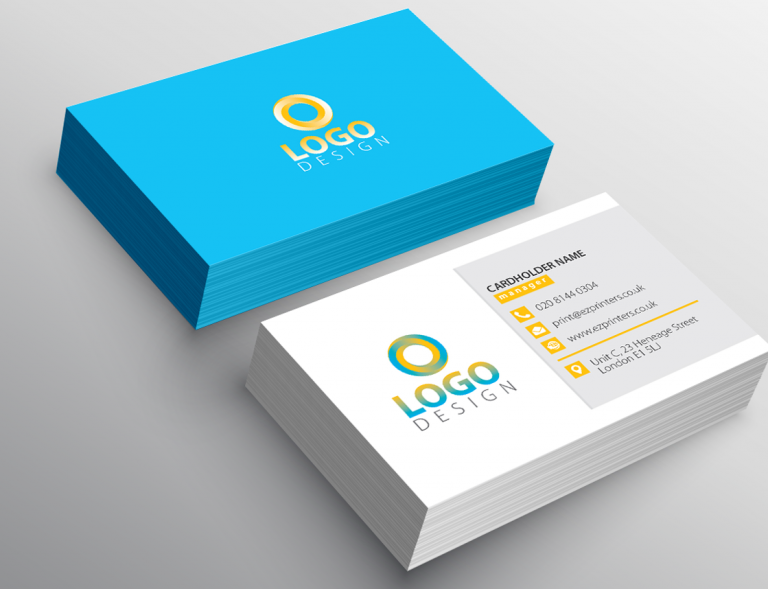 Benefits of a Duplex Business Card